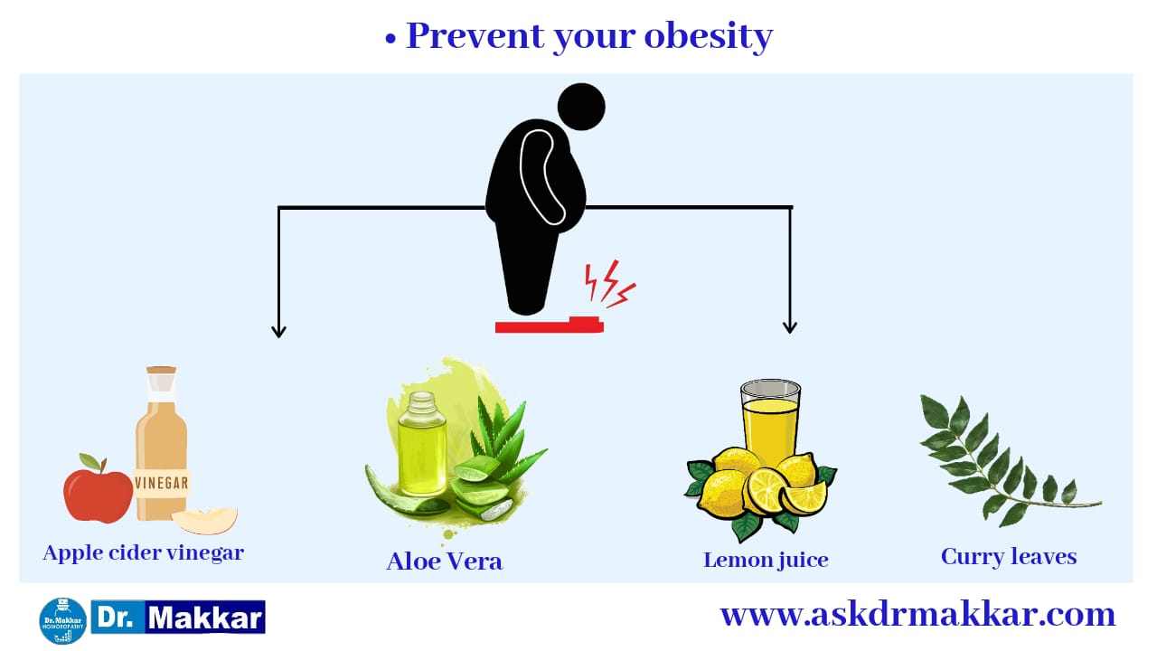 Prevention tips for Obesity weight loss statergy