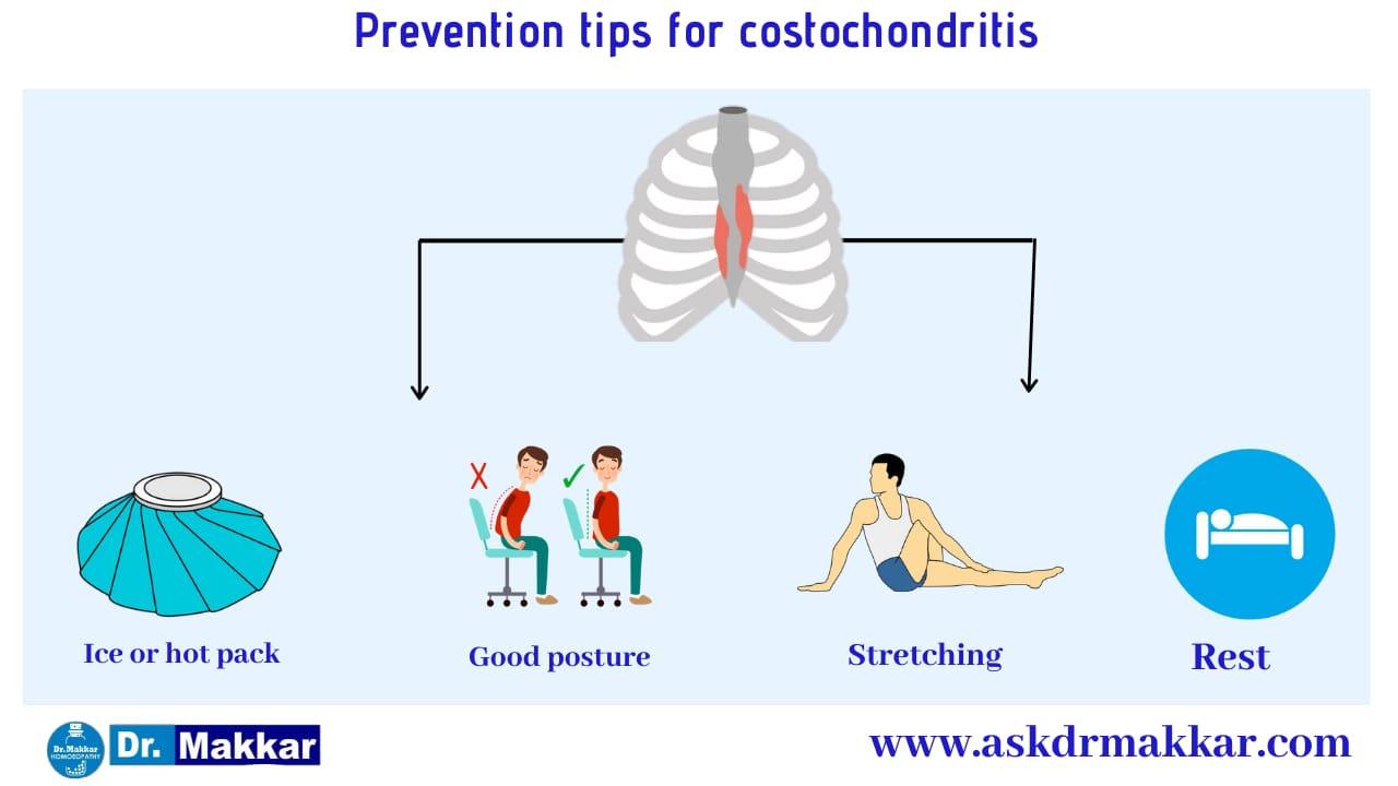 Self care Measure Costochondritis Pain in Ribs    कोस्टोकोंडाइटिस पसली में सूजन व्यायाम से छुटकारा