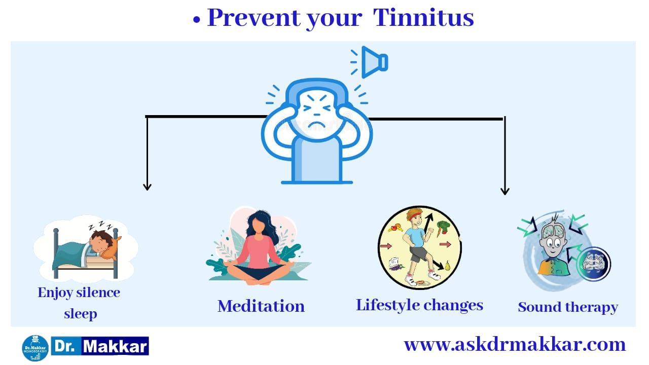 Self Care Home based Remedies Measure to tackle Tinnitus || टिनिटस सेल्फ केयर होम आधारित उपचार निपटने के उपाय