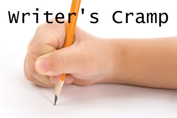 Writer's hand syndrome